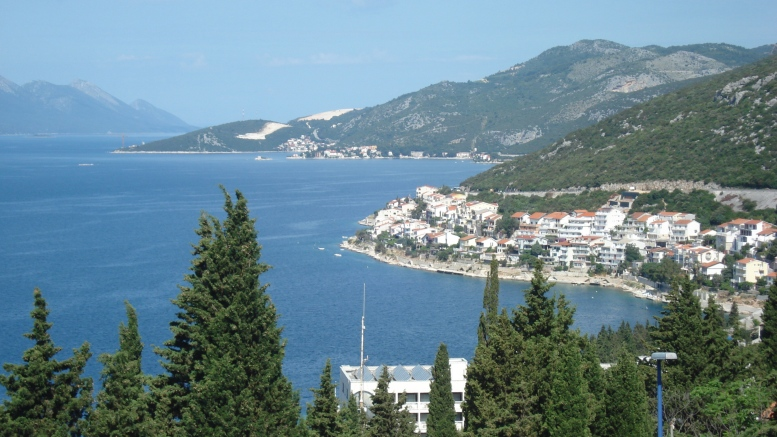 Croatia--Adriatic coastline