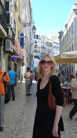 Lisbon # 7 Lisbon street scene