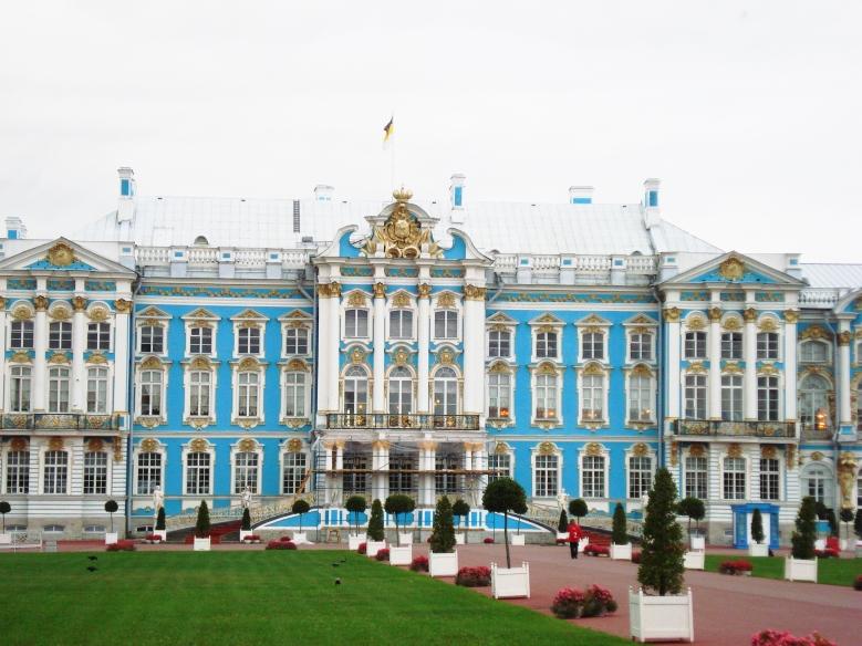 St. Petersburg --Catherine Palace