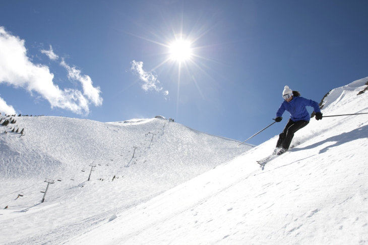 A fitness-focused ski vacation? Sure -- but there are many other options to try as well.