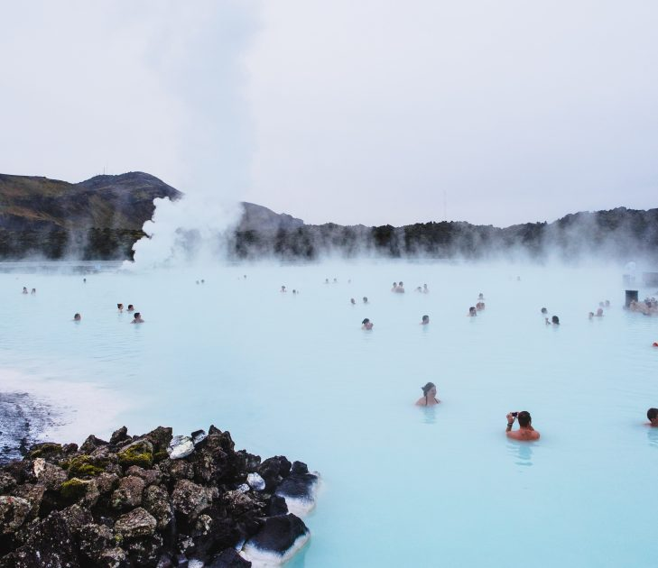 Iceland's ethereal landscapes help place it at the top of many travelers;' bucket lists.