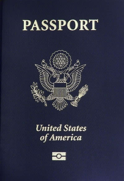 One great reason to have travel protection? Passports recommend it. (Photo credit: Robert Rexach via Wikimedia.)